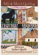 AFRICAN SAFARI QUILT
