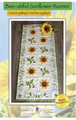 bee-utiful sunflower runner