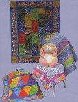 BABY LOVEY QUILT KIT