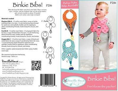 Binkie Bibs