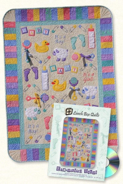 Everything Baby  Lunch Box Quilts