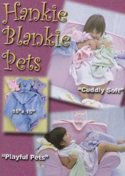 Hankie Blankie Pets with CD