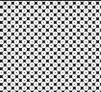 Studio 37 - Faye Burgos - Dots Right! - white on black