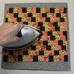 the quilters pressing mat