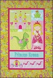 PRINCESS QUILT KIT WITH PATTERN
