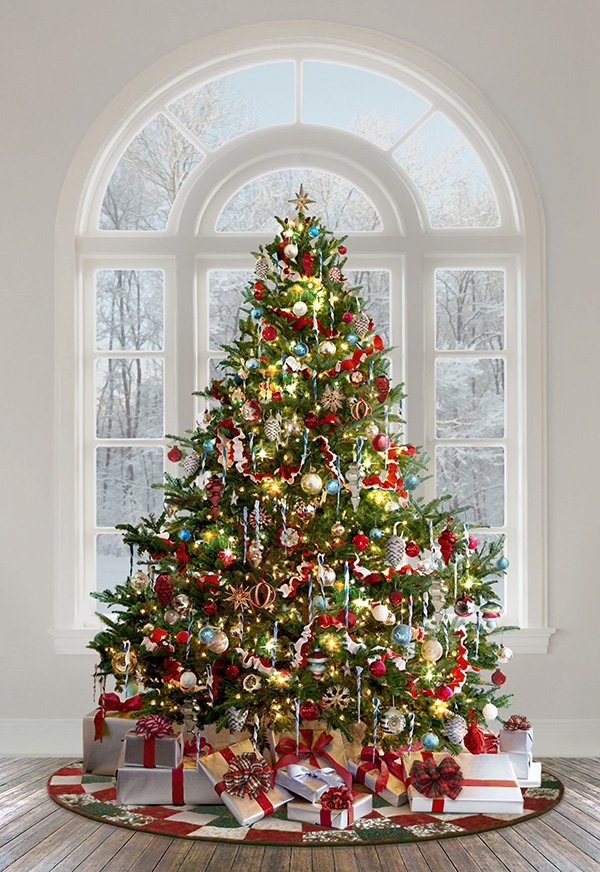 Ol St Nick Hoffman Spectrum Christmas