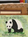 a day at the zoo fabric pack