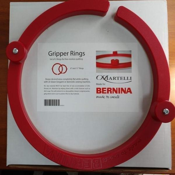 Bernina Gripper Rings, set 2