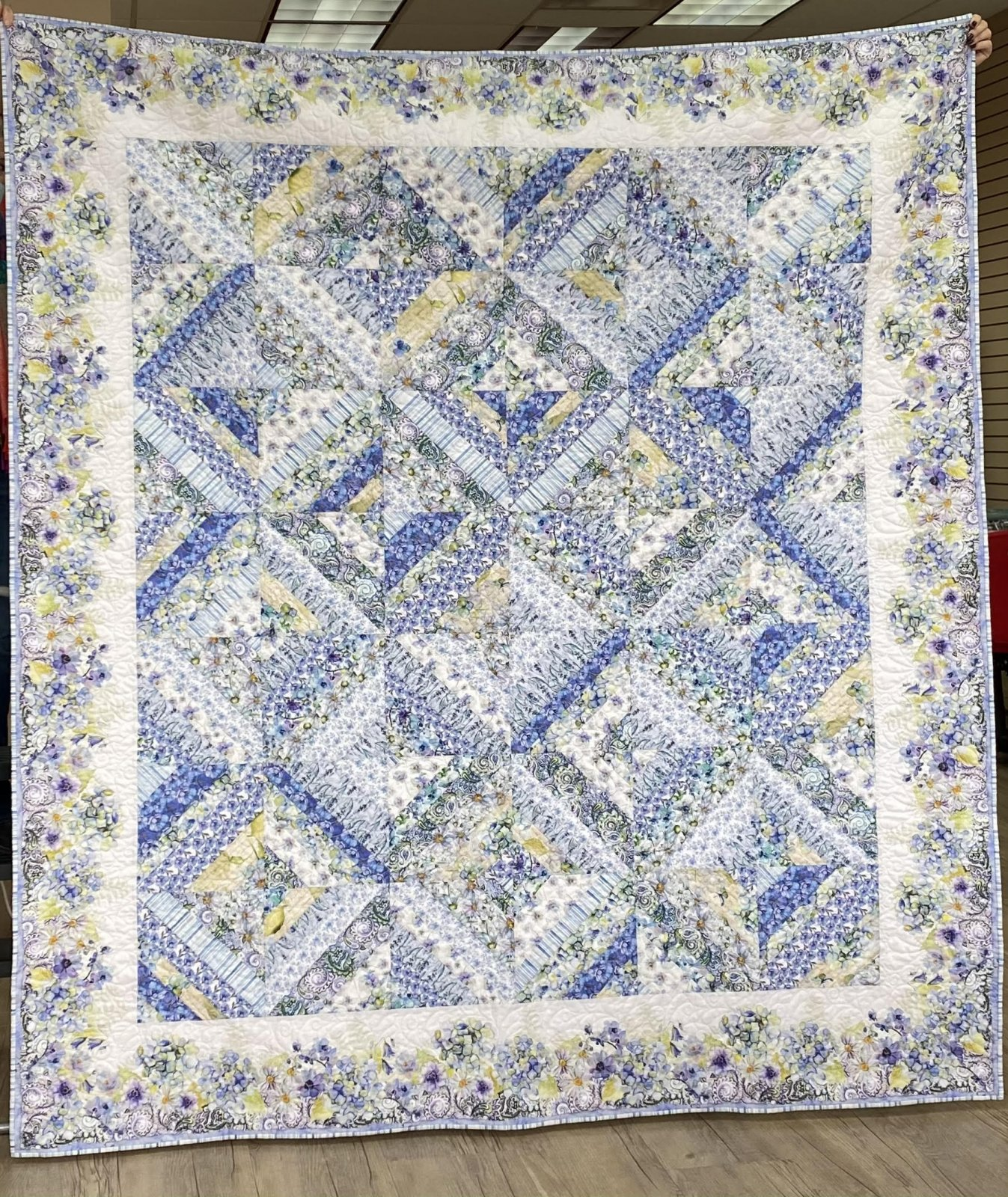 The Leah Collection Quilt Kit