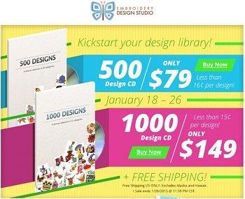1000 Designs
