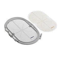 Grid For Oval hoop / artista machines