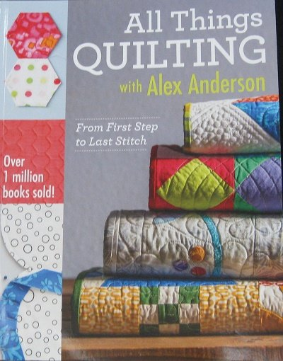 All Things Quilting With Alex