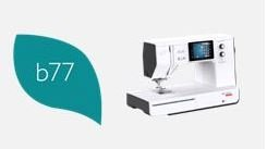 b77 bernette sewing machine only