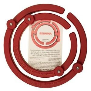 BERNINA quilting rings (set of 2) 8 & 11