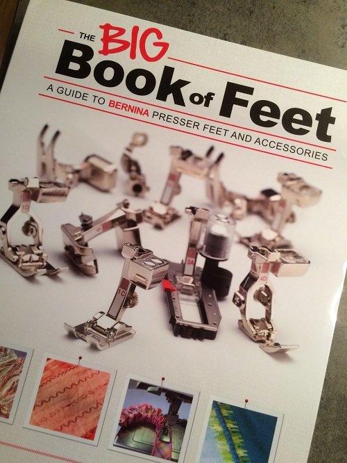 Big Book of Feet