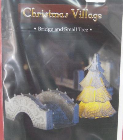 CD Bridge and Small tree