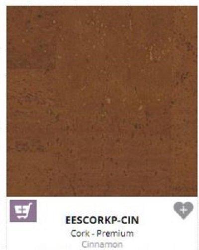 cinnamon cork 18 by 27