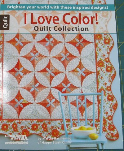 I Love Color Quilt Collection
