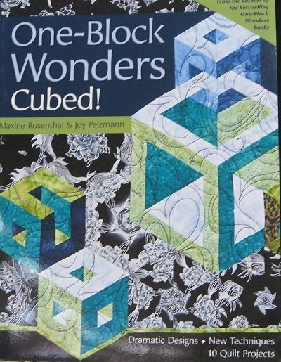 One-Block Wonders Cubed