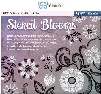 Stencil Bloom