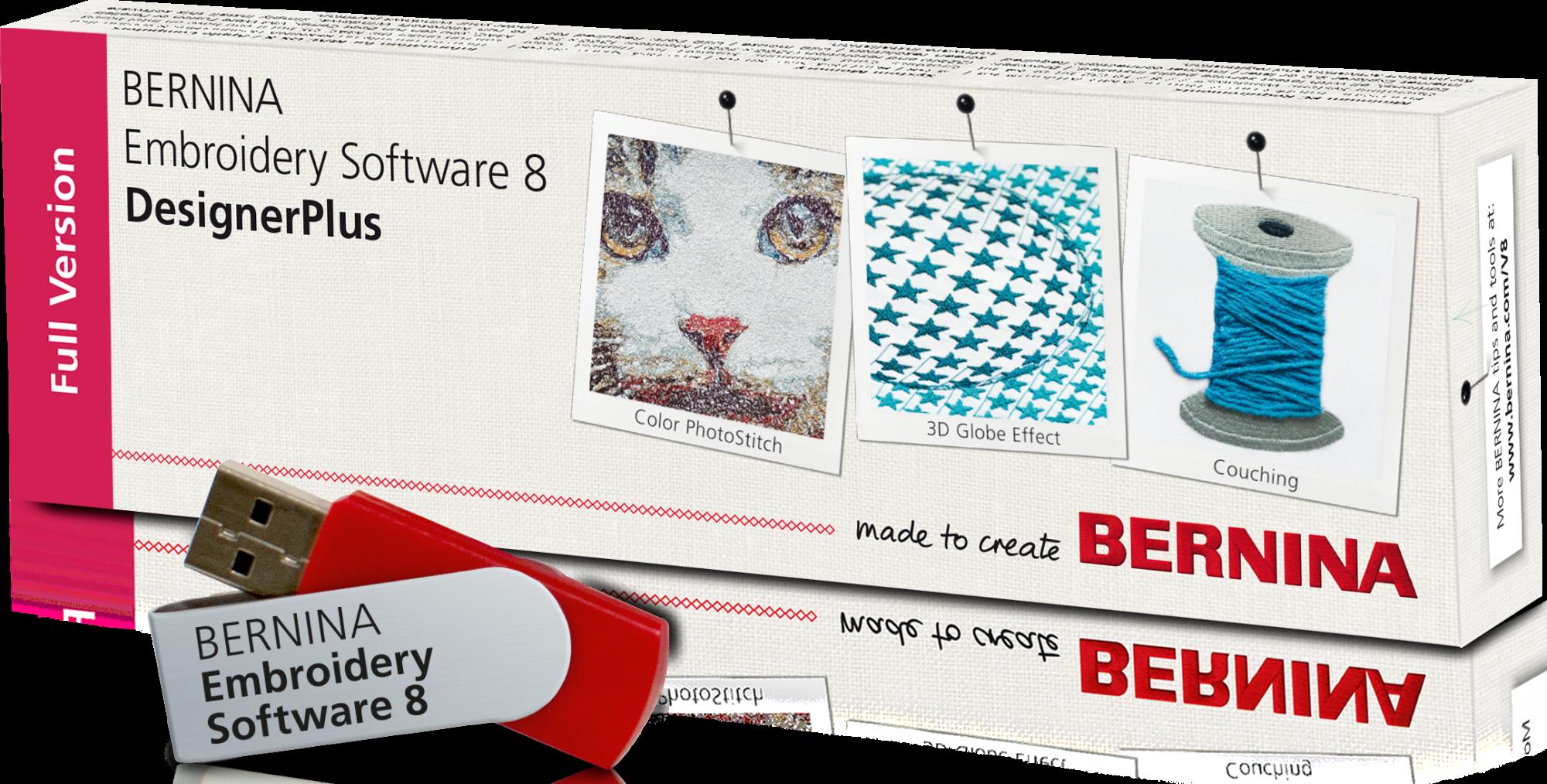 Update to Designer 8 Software