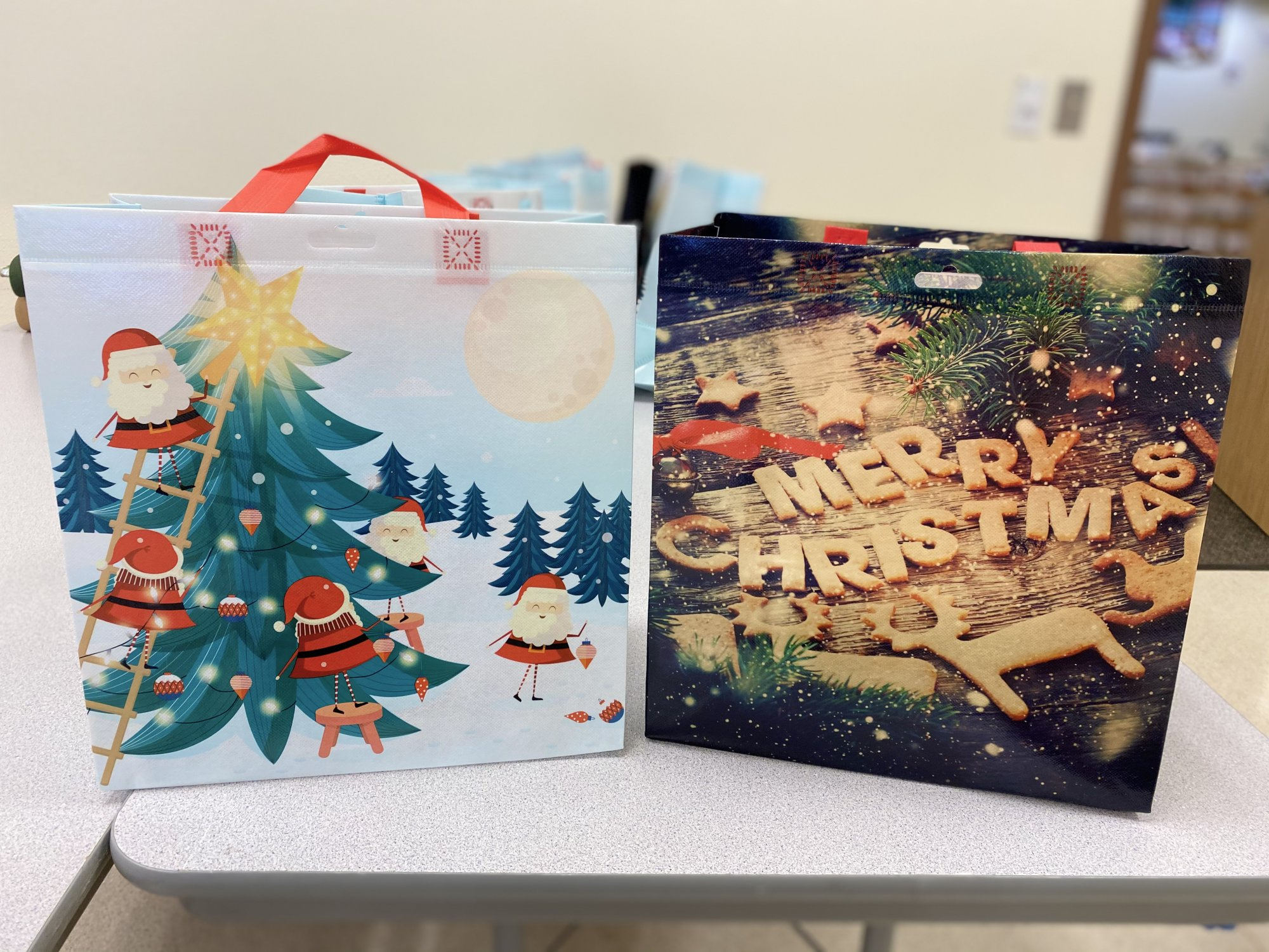 Gift Bag Fusible Applique