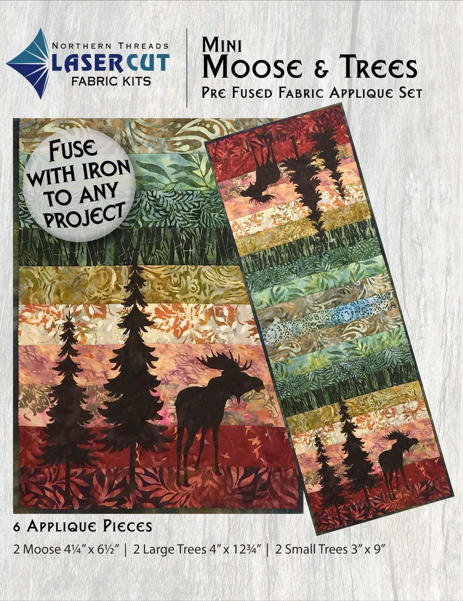 Mini Moose & Tree