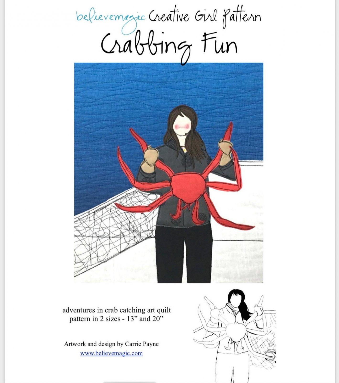 Crabbing Fun