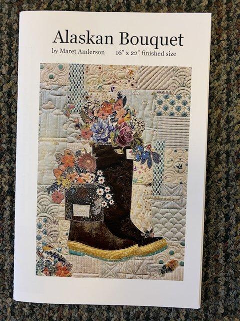 Alaskan Bouquet Collage pattern