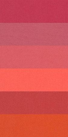 Mill Dyed Orange Wool Pack