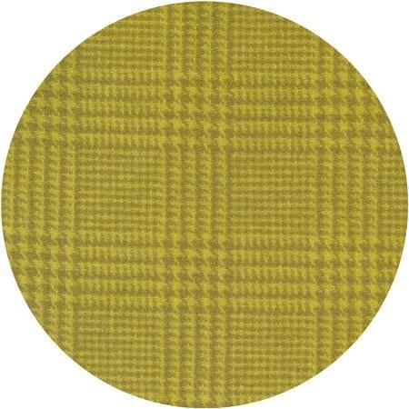Textural Wool Bundle Spring Leaf