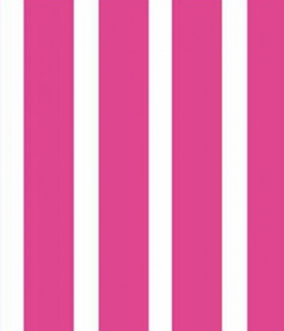 Let's Play Dolls Summer Fun Stripes Pink