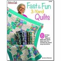 Fast & Fun 3 yard Quilts