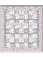 Square Dance 3 yard quilt pattern