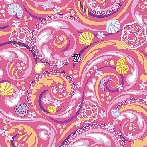Crescendo - Ocean Fuchsia