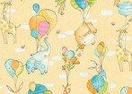 Hello World Fly Away - Yellow