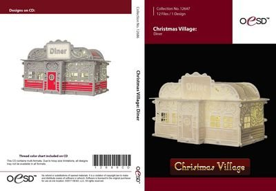 Christmas Village - Siner