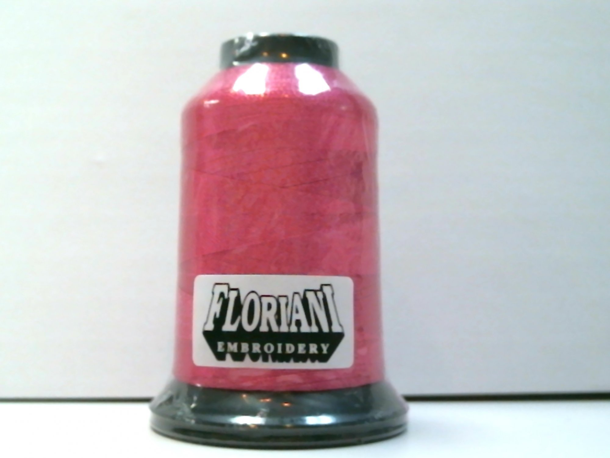 Floriani Poly 1000 yards PF0127 Hot Pink