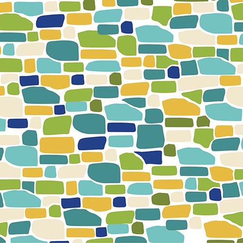 Ain't Life a Hoot - Green/Blue Bricks