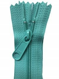 30 Double Slide Zipper - 049 Aqua