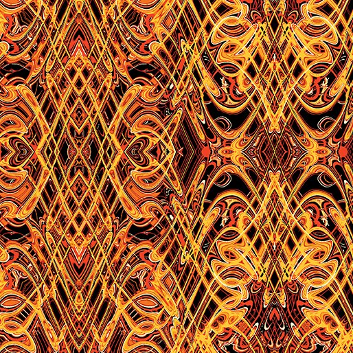 Kismet Flash Dance Orange