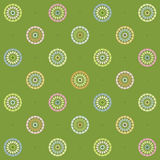 Nightengale - Sunrise Green