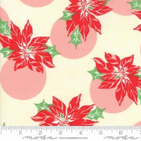 Swell Christmas Cream Poinsettia