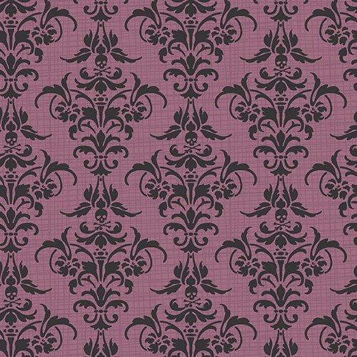 Chillingsworth Purple and black