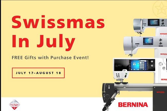 july machine sale