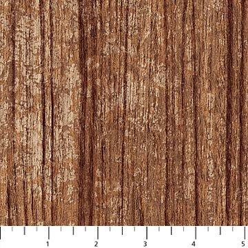 Naturescapes - Wood Grain Rust