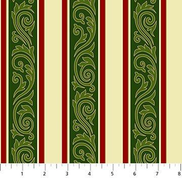 Tis The Season - Narrow Stripe