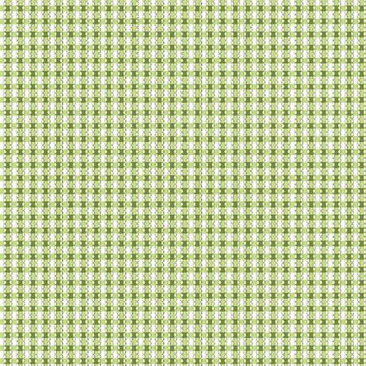 Simply Chic Gingham - Green