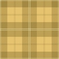 A Christmas Story Plaid Gold