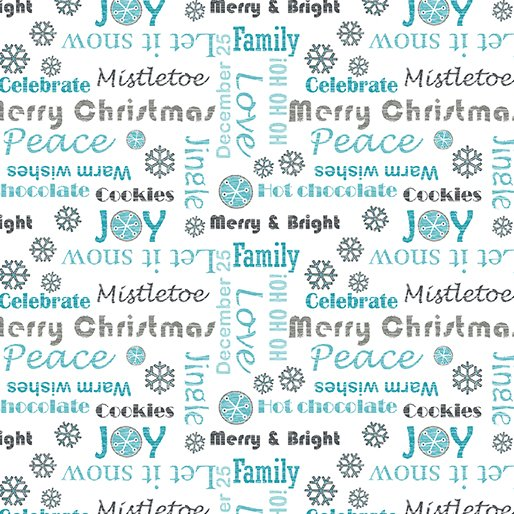 Hearty The Snowman - Sweet Wishes Light Turquoise